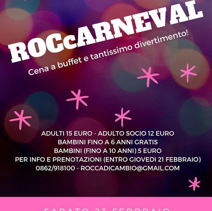 Carnevale a Rocca di Cambio