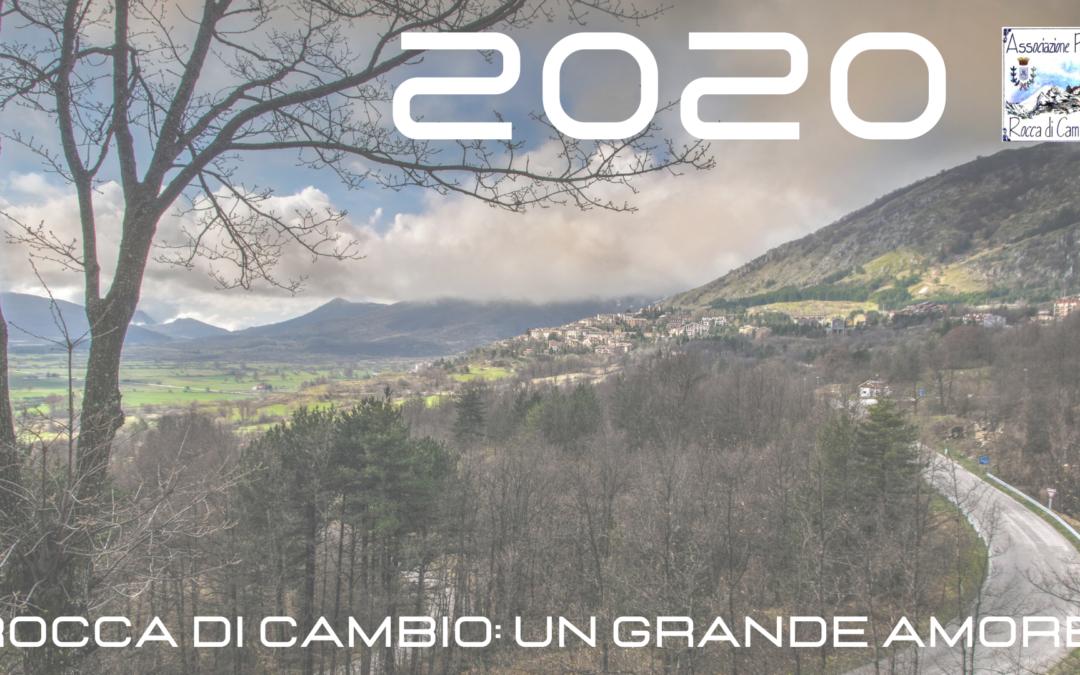 CALENDARIO PRO LOCO 2020